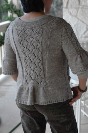 Lush and Lacy Cardigan Photo