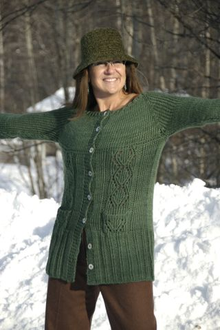 Free Top Down Knitting Patterns : KNITTING PATTERN TOP DOWN SWEATER 1000 Free Patterns