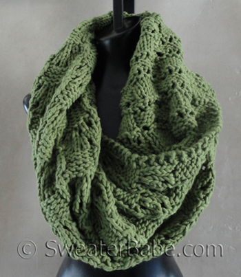 Malabrigo Sleeveless Cowl And Chunky Infinity Scarf Two To Preview
