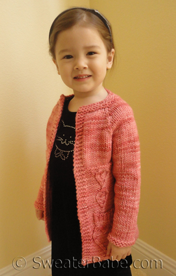 Preview The Three Flavor Delight Cardigan Pattern And Enter To Win
