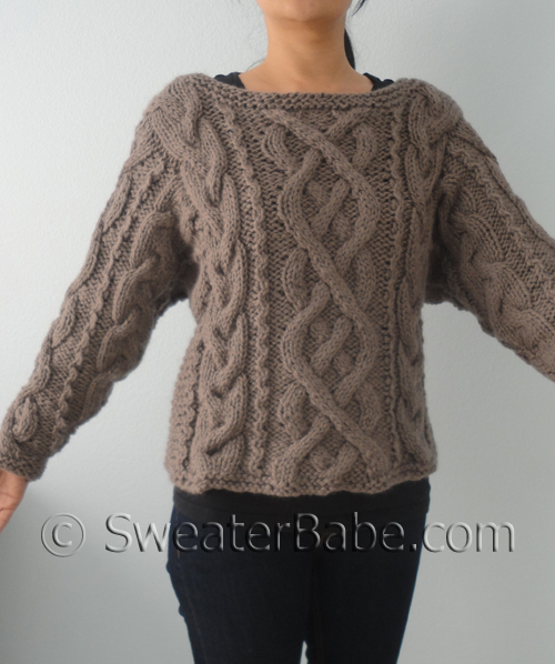 Modern Cardigan Knitting Patterns : NEW Knitting Patterns coming soon! - Knitting Patterns Blog from SweaterBabe.com