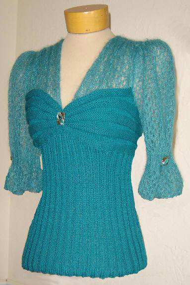 Kate Bustier Sweater