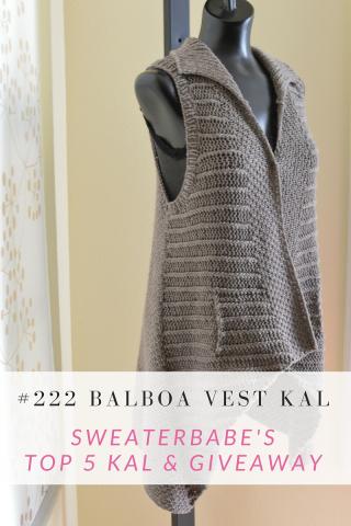 Balboa Vest KAL
