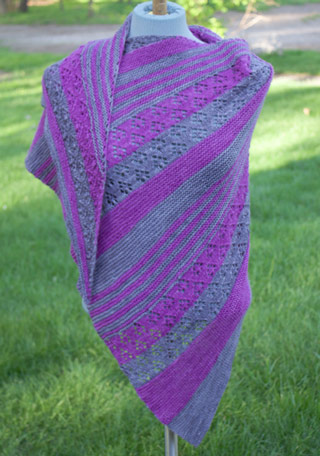 Expedition Shawl
