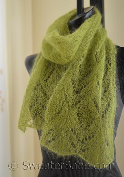 Chalice One-Ball Scarf