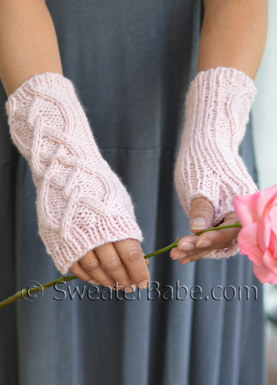 Riley Fingerless Gloves