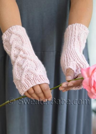 Riley Fingerless Gloves