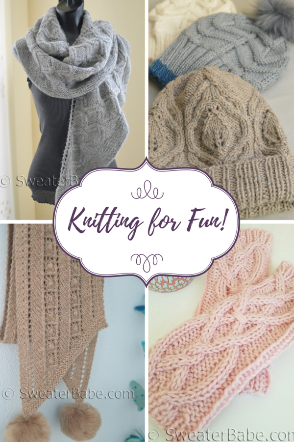 Fun Knitting Projects