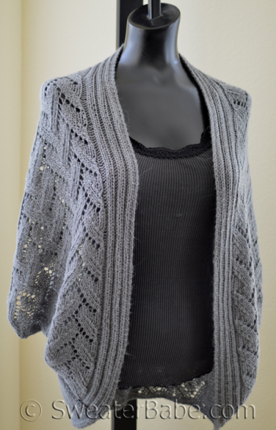 Calida Luxe Cocoon Cardigan