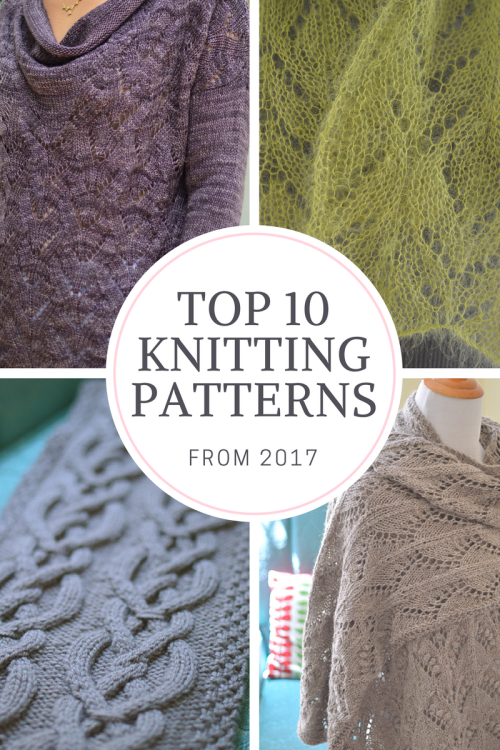 TOP 10 Knitting patterns