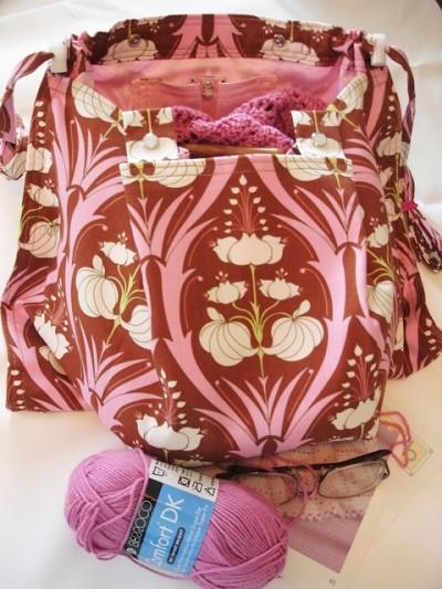 KOALA Caddie™ Knitting Bag Apron