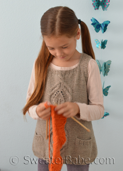 Kiana Vest for Girls