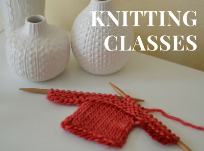 SweaterBabe Knitting Classes
