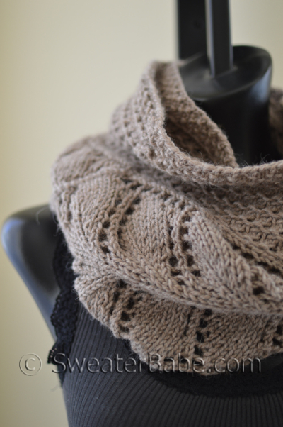 Tiered Eternity Scarf