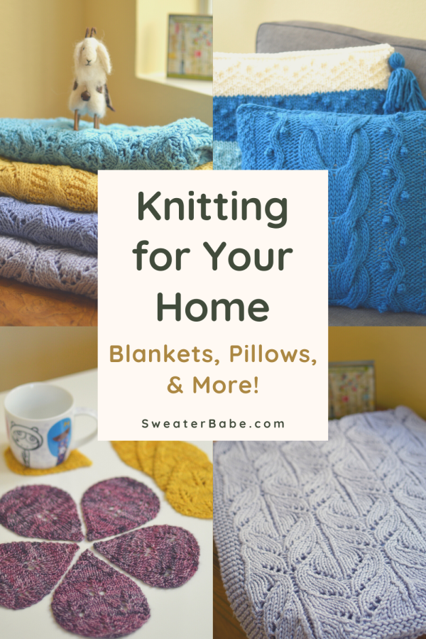 Knitting for Your Home